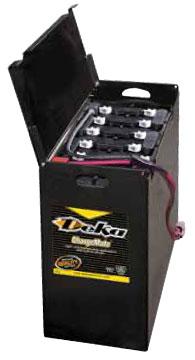 Deka ChargeMate Battery