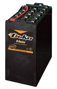 Deka D-Series Battery