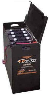 Deka GelMate Battery