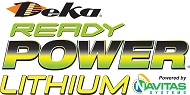 Deka Ready Power Li-Ion Logo